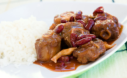 http://www.dreamstime.com/stock-photo-oxtail-stew-rice-image3298760