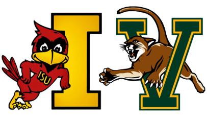 Iowa-State-and-Vermont-U-mascotsjpg