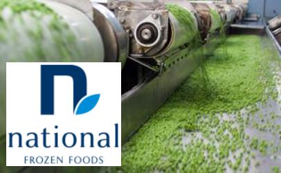 National-Frozen-Foods-frozen-peas-production