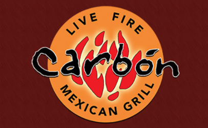 logo Carbon Live Fire Mexican Grill