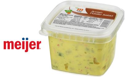 Meijer Inc. Recalls Deli Salads Because of Possible Salmonella