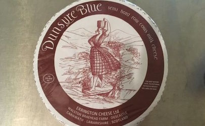 Chjild dies in E. coli bug outbreak linked to blue cheese