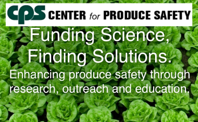 Center for Produce Safety CPS logo