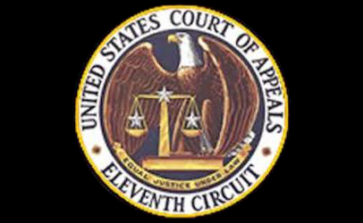 11th U.S. Circuit Court of Appeals seal
