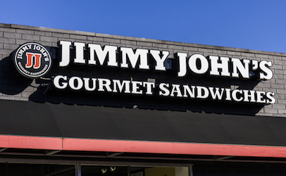 Salmonella outbreak blamed on Jimmy John's sprouts