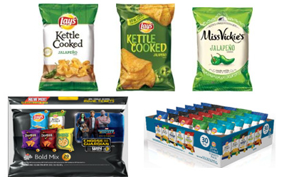 recalled Frito Lays chips