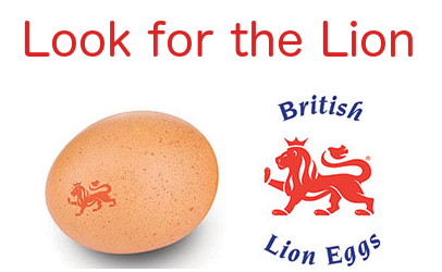 British Lion eggs