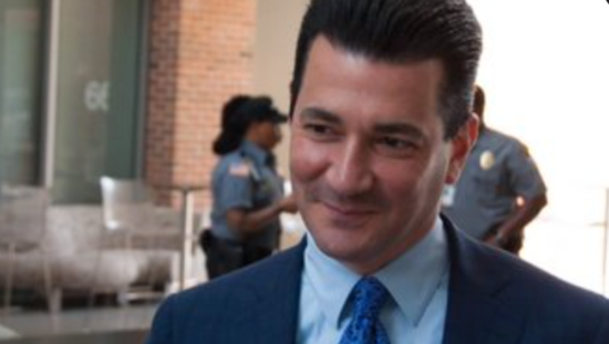 FDA commissioner Scott Gottlieb is resigning