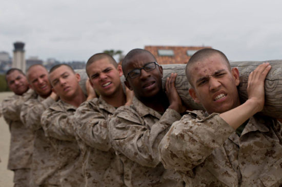 training Marine Corps Recruit Depot San Diego