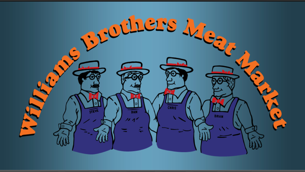 logo Williams Brothers Meat Market