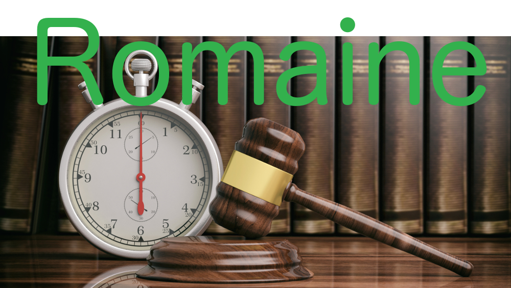 illustration romaine stopwatch gavel