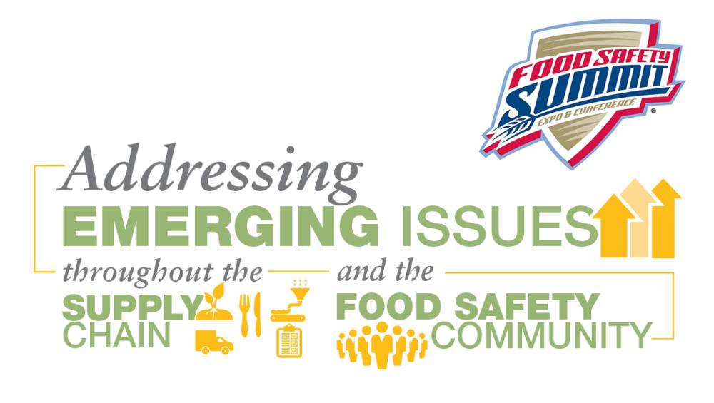 2019 Food Safety Summit logo