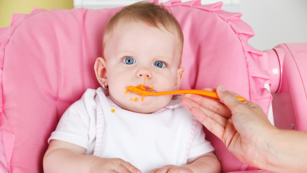 FDA reminds baby food industry to follow the regulations for lead, other toxins thumbnail