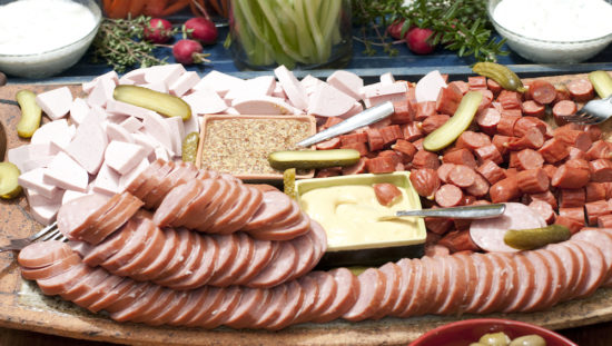 CDC Links Recent Listeria Outbreak With Deli Meat And Cheese