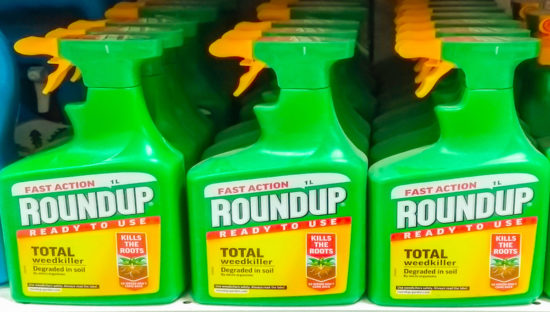 EPA says Roundup safe to use