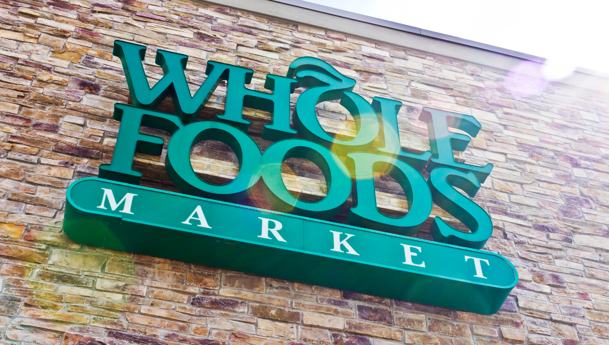 whole foods market sign