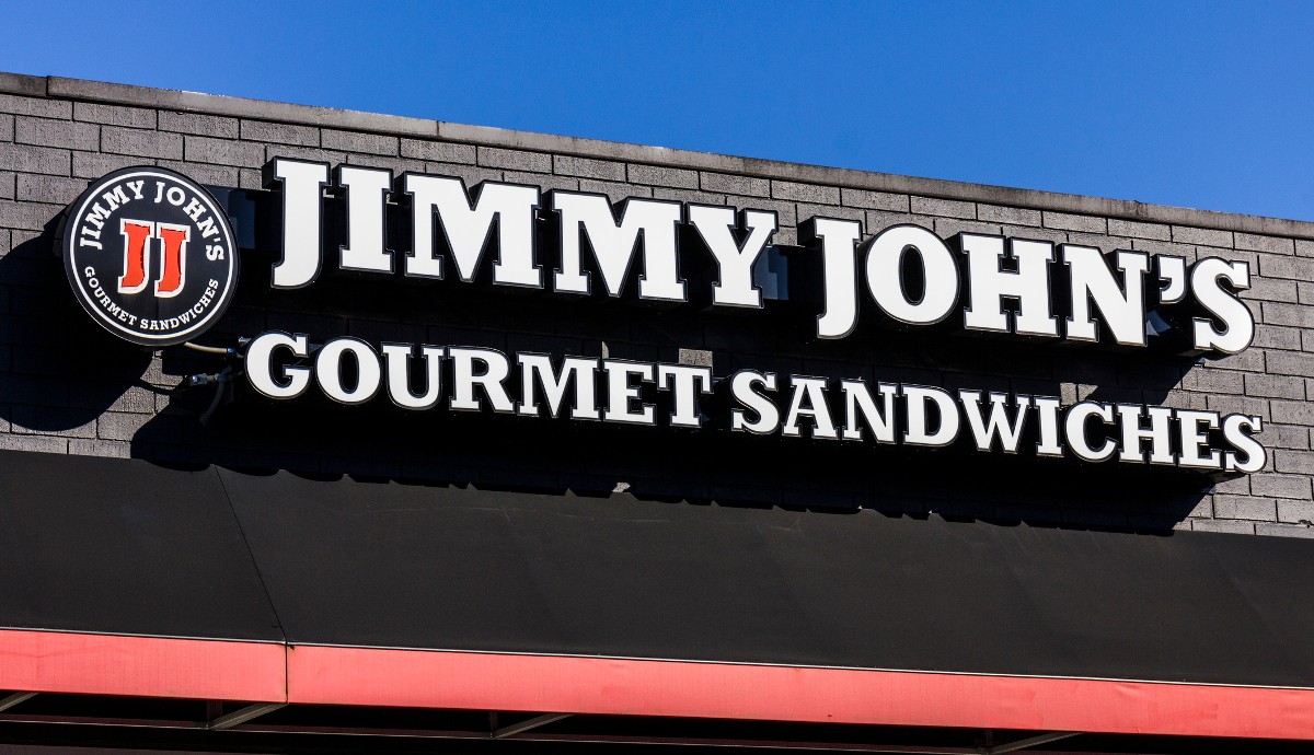 sign Jimmy Johns
