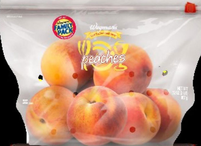 Peach recall spreads to Canada as Salmonella outbreak continues thumbnail