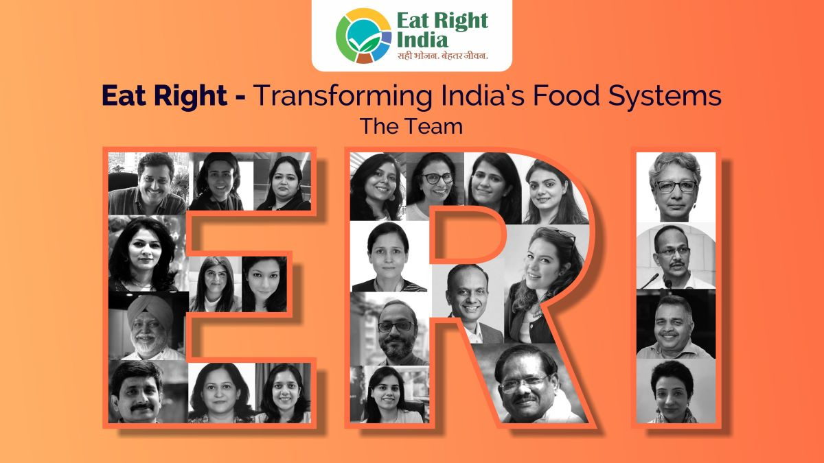 Eat Right india rockefeller vision prize 1