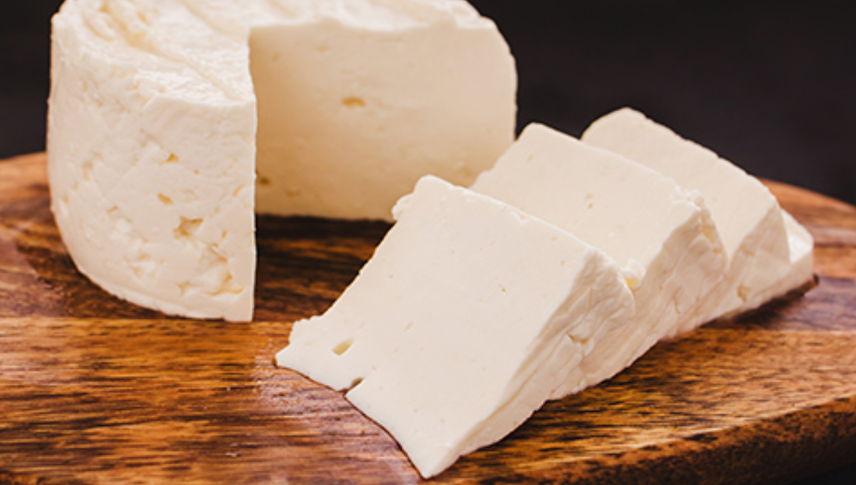 soft Mexican-style Hispanic-style cheese